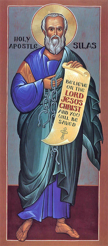 Holy Apostle Silas
