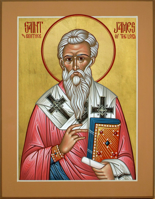 Holy Apostle James the Brother of the Lord (63)